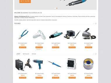 Equipment & tools portal
