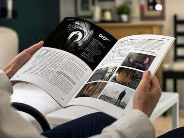 """Magazine \""""BOSS\"""""""