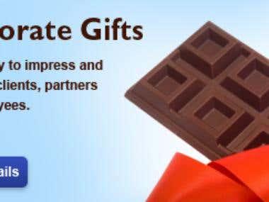 Corporate Chocolate Bars