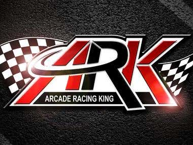 Logo Design for Racing Game