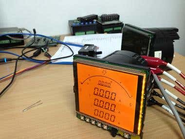 The Digital Meter project.