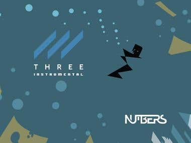 Album Art: THREE (Instrumental)