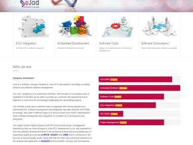 eJad Automotive Development