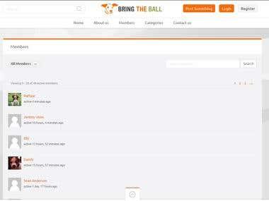 Bringtheball.com