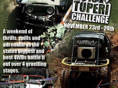 Toperi 4wd Challenge