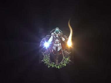 Ezio Auditore da Firenze as a mage