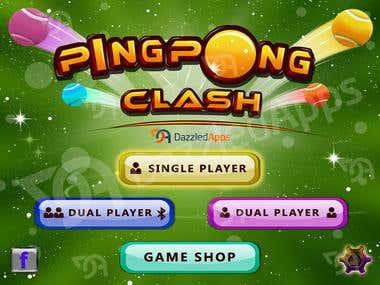 Ping Pong Clash