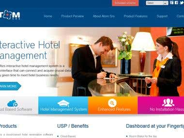 ERP Management System ( Hotel )