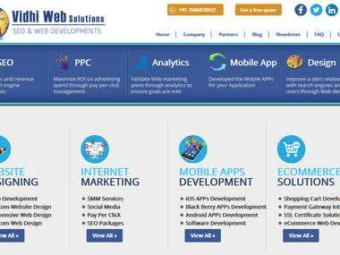 Company Website Wordpress