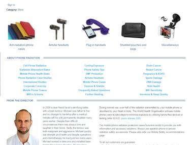 Speed Optimization  - Wordpress website