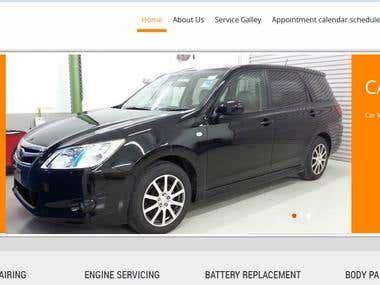 Car Repairing shop