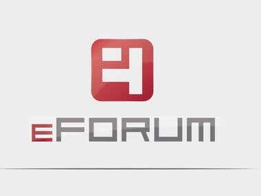 eForum logo