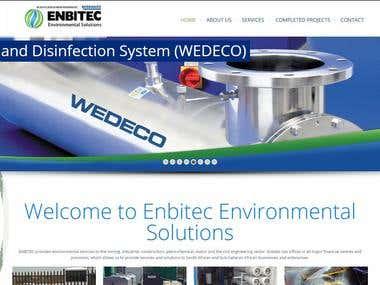 Enbitec Website