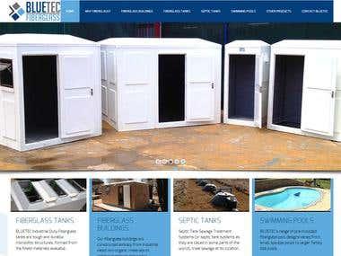 Bluetec Website