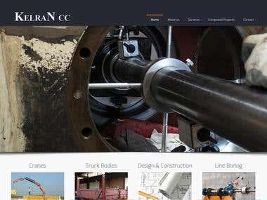 Kelran Website