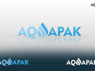 AQUAPAK 2015 Concept Logotypes
