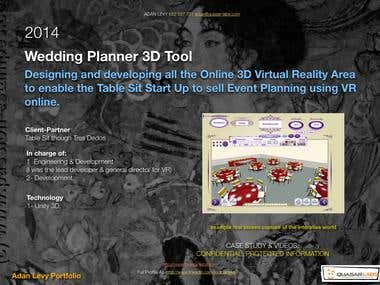 Wedding Simulator and Planner