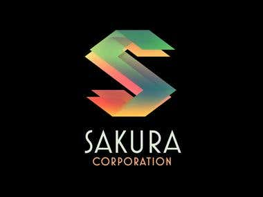 Sakura Corporation Logo