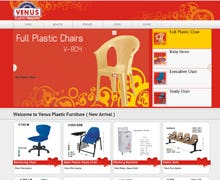 Venus Plastic Furniture