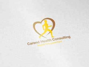 Logo Carend Health Consulting.
