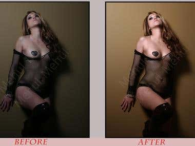 Professional Image Retouching Services