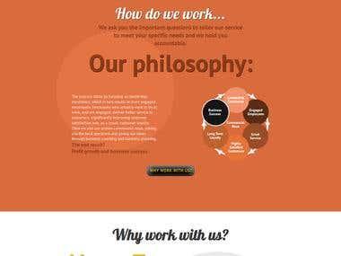 Designing work..
