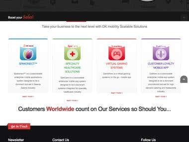 DK Mobility LLC Website