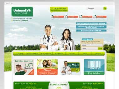 Unimed - Website