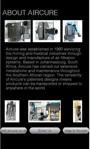 AirCure Application