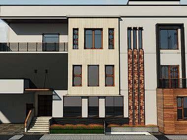Home Facade Design