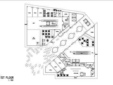 Floor plan concept