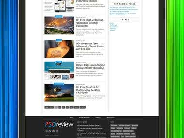 WordPress Blog With Super SEO