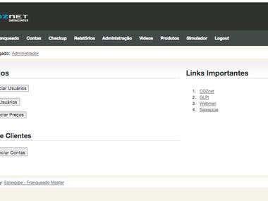 Franchise\'s  Portal - CDZnet