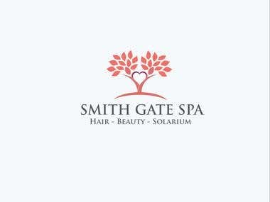 Smith Get A Spa Logo