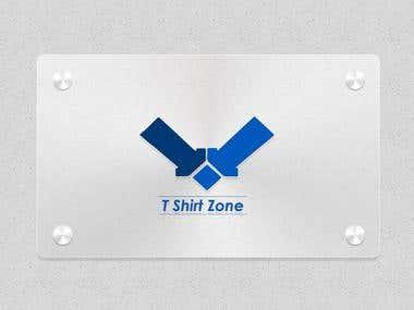 TShirt Zone Logo