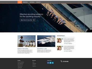 website for recruitment
