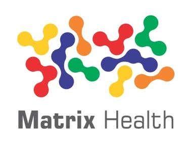 Logo Matrix Health
