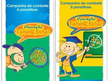 Illustration for a flyer