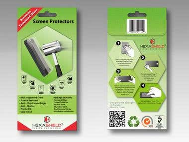Gsm protect package design