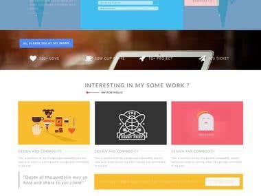 Zineresume - Resume web design