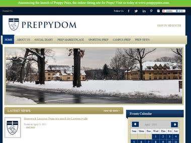 Preppydom