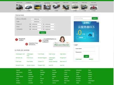AUTO DREAMS (Ajax,CMS,Joomla)