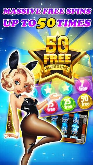 iOS Slot Machine Game