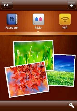 iOS Photo Share & Photo Transfer App