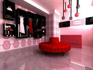 women cloth shop