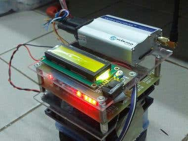 Methane Detector Project