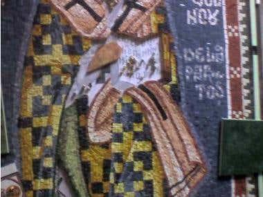 mosaics(mural art)