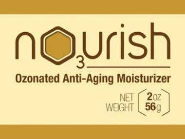 Nourish Label