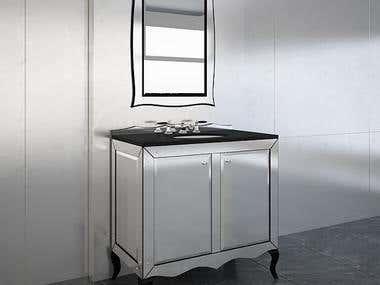 modeling of furniture