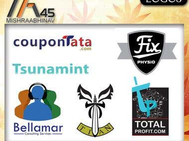 Portfolio of Logo Design